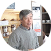 山本智さん