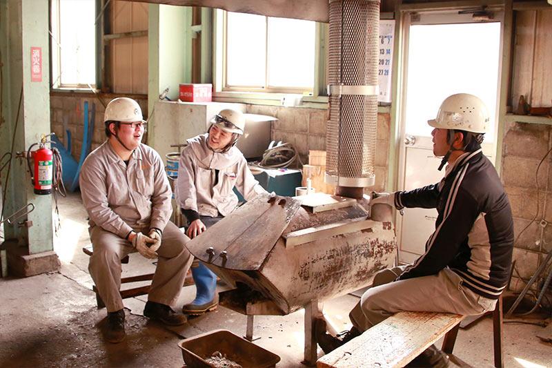 株式会社柳澤鉄工所求人情報『「鉄にかかわる全てのことを手掛けよう」、今なお進化しつづける老舗鉄工所』