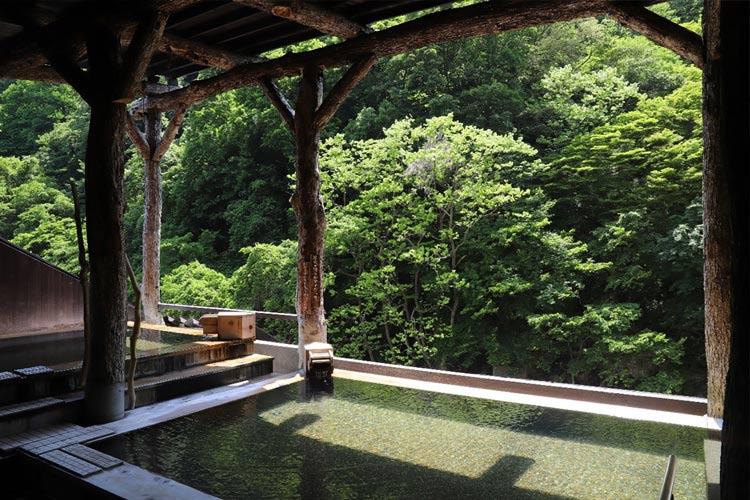 創業110年の老舗旅館「湯瀬ホテル」