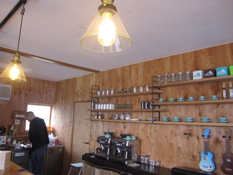 ボルダリングカフェ