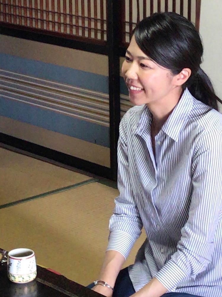 石川美奈子さん