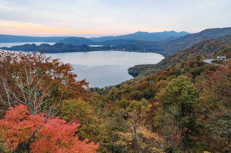 十和田湖 十和田湖八幡平国立公園