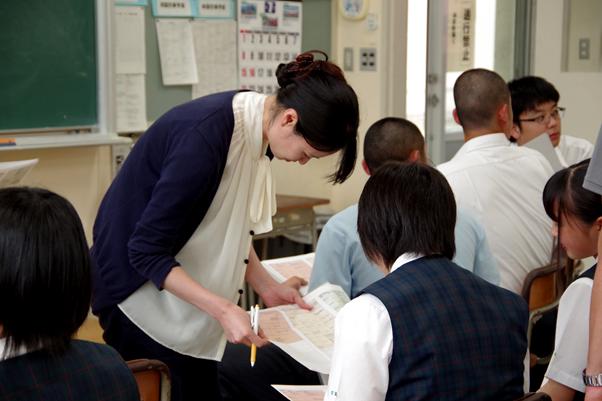 かづの学 十和田高校×スコップ