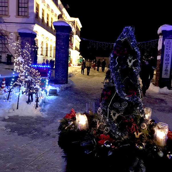 小坂のクリスマス