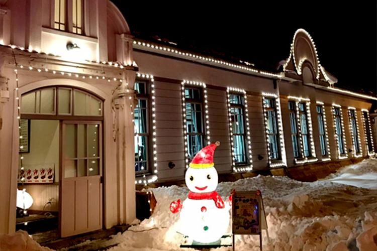 小坂町クリスマスマーケット|クリスマス発祥の地!?歴史ロマン溢れる夜を過ごそう