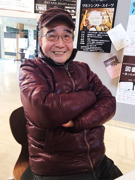 フリーカメラマン 川口仁人さん