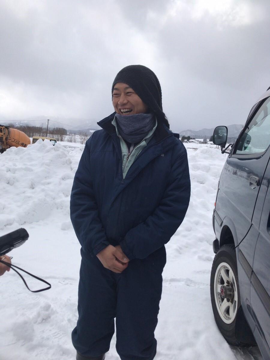 株式会社 柳沢建設の佐藤 政夫(さとう まさお)さん