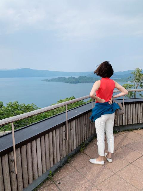 十和田湖展望台