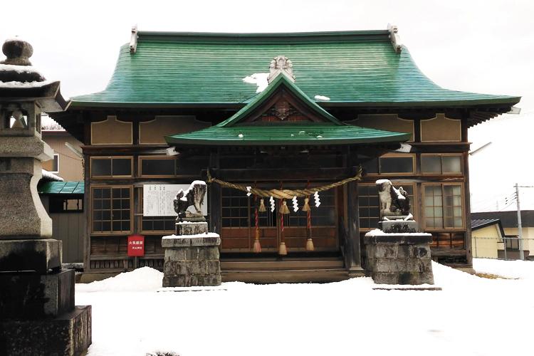 月山神社(里宮)