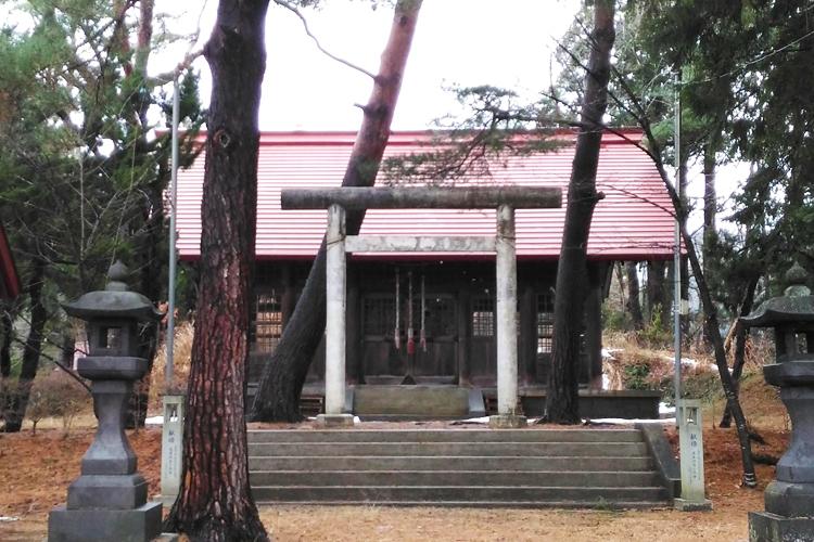 両社山神社