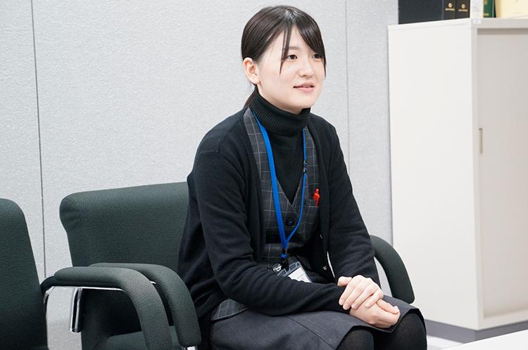 株式会社ミートランド 兎澤憂依さん