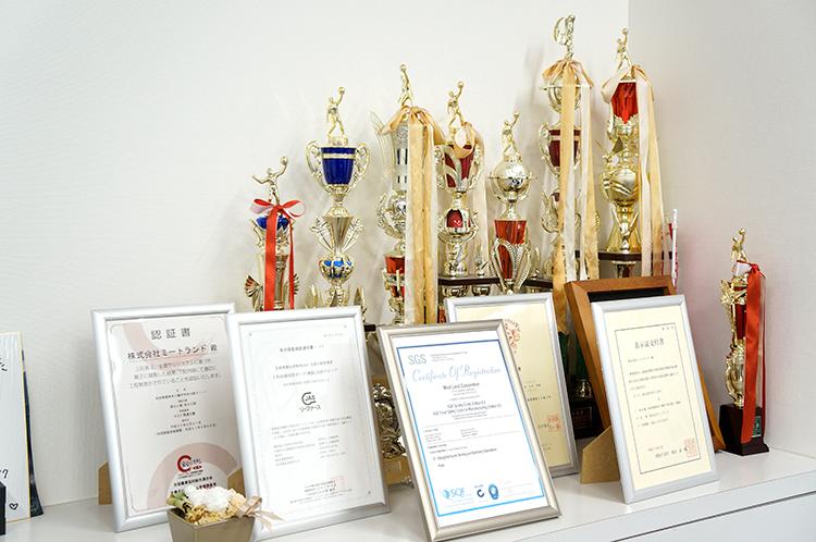 株式会社ミートランド SQFと秋田版HACCPの認証