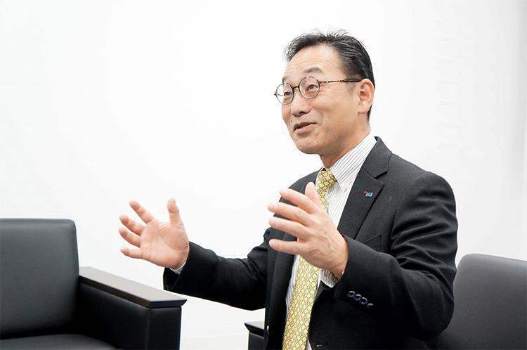 株式会社ミートランド 代表取締役社長の中島康充さん