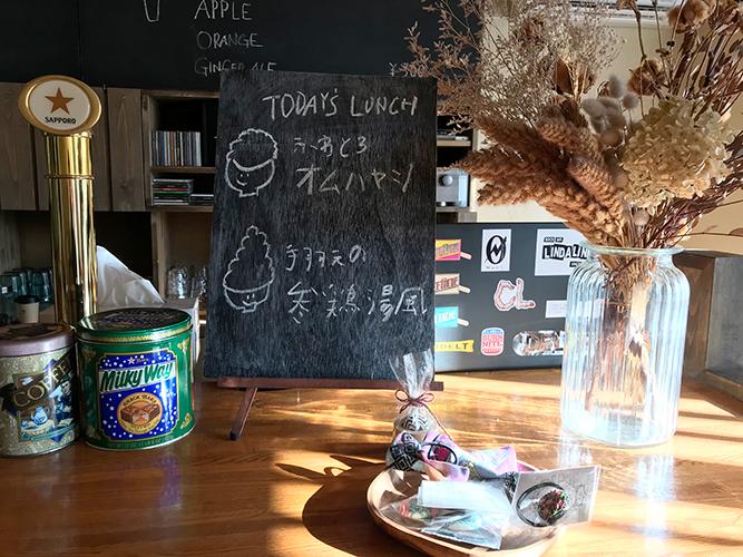 bud Café&nail ランチメニュー