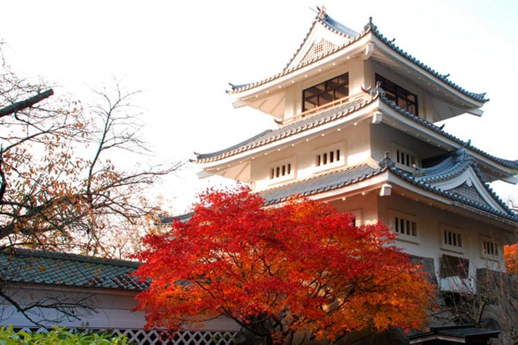 南部藩の城