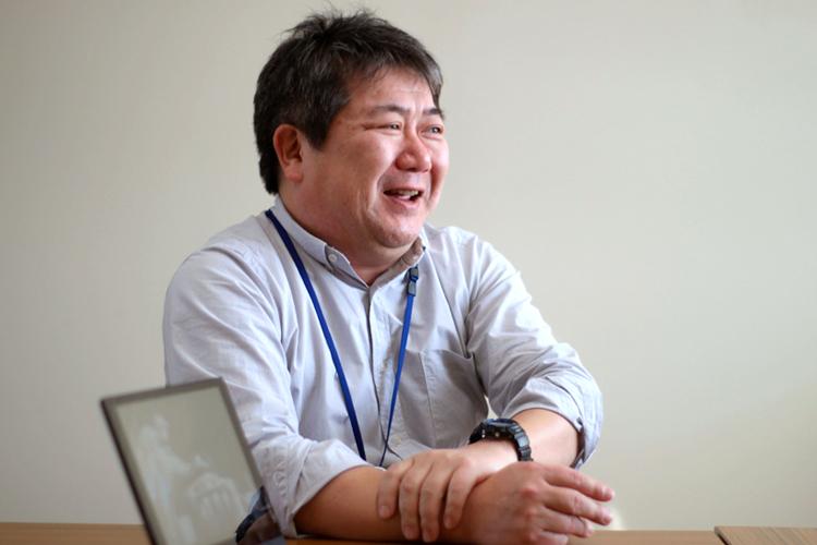 小坂町地域おこし協力隊 佐藤学さん