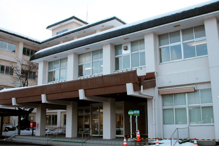 小坂町役場