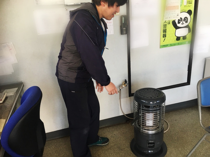 鹿角市内ロケ地推奨隊員 米田和晴さん