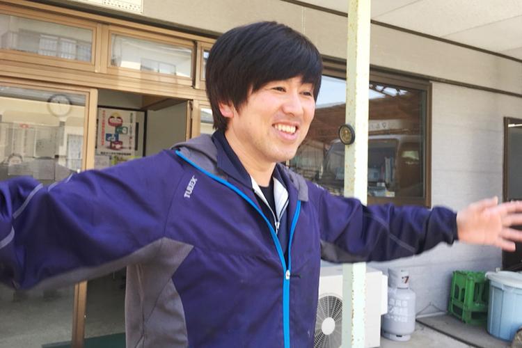鹿角ライフ人の輪づくり|第十二弾・米田和晴さん