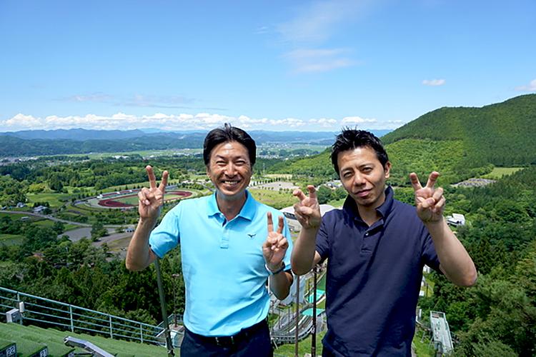 鹿角ライフ人の輪づくり|第十五弾・スポーツ施設の所長のレジェンド 須田健仁さん