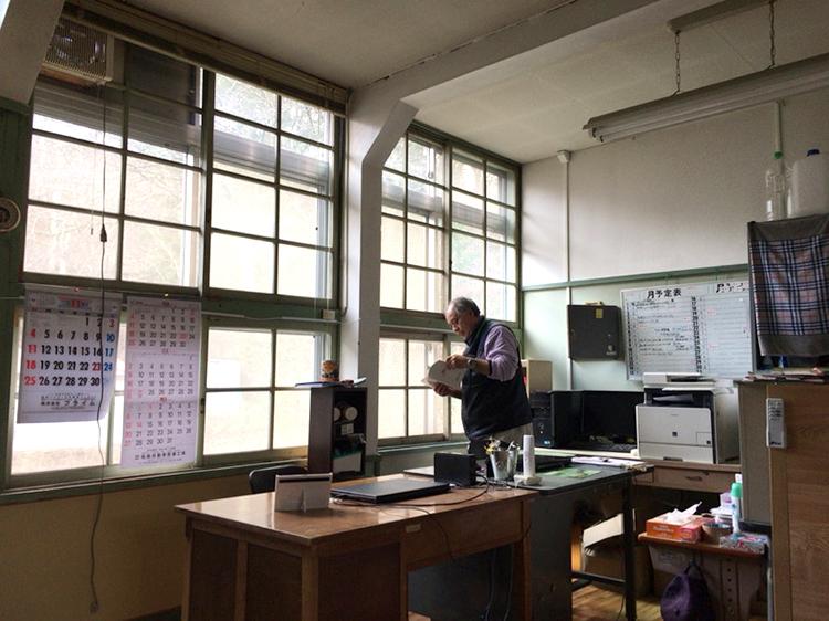 かづの森林コンダクター 谷藤彰男さん
