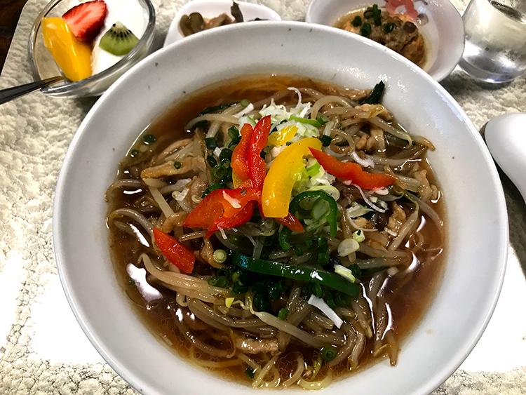 食卓梅戸(中華)