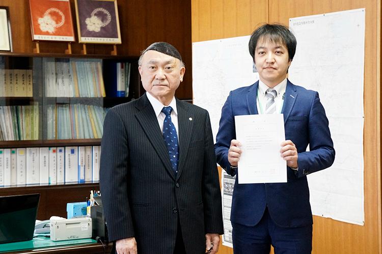 秋田県鹿角市に移住コンシェルジュが着任しました。